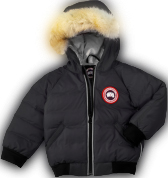 canada goose baby REESE bomber