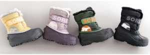 Sorel boots from Sears