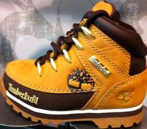 Timberland boots for toddlers