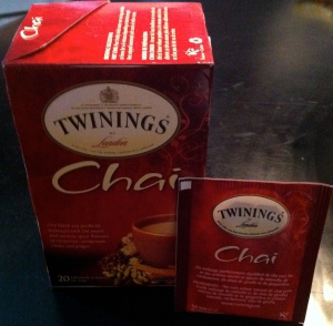 Twinings of London Chai