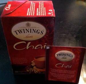 Twinings of London Chai