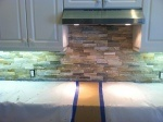 Kitchen Backsplash inspiration ledgestone