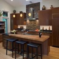 Kitchen Backsplash Inspiration via Pinterest