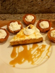 pumpkin cupcake cheesecake