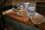 ingredients for pumpkin cheesecake recipe
