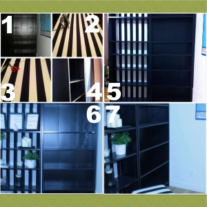 Step by Step IKEA Billy bookcase